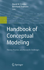 Handbook of Conceptual Modeling - Theory, Practice, and Research Challenges